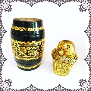 Russian Authentic Wood Jewelry Boxes